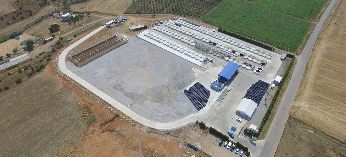 kutaş endüstriyel, endüstriyel yapılar